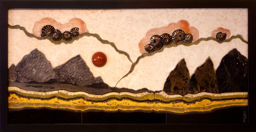 Stone Quilt Design