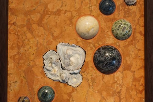 Earth Sampler Series XVII: Drusy Cluster