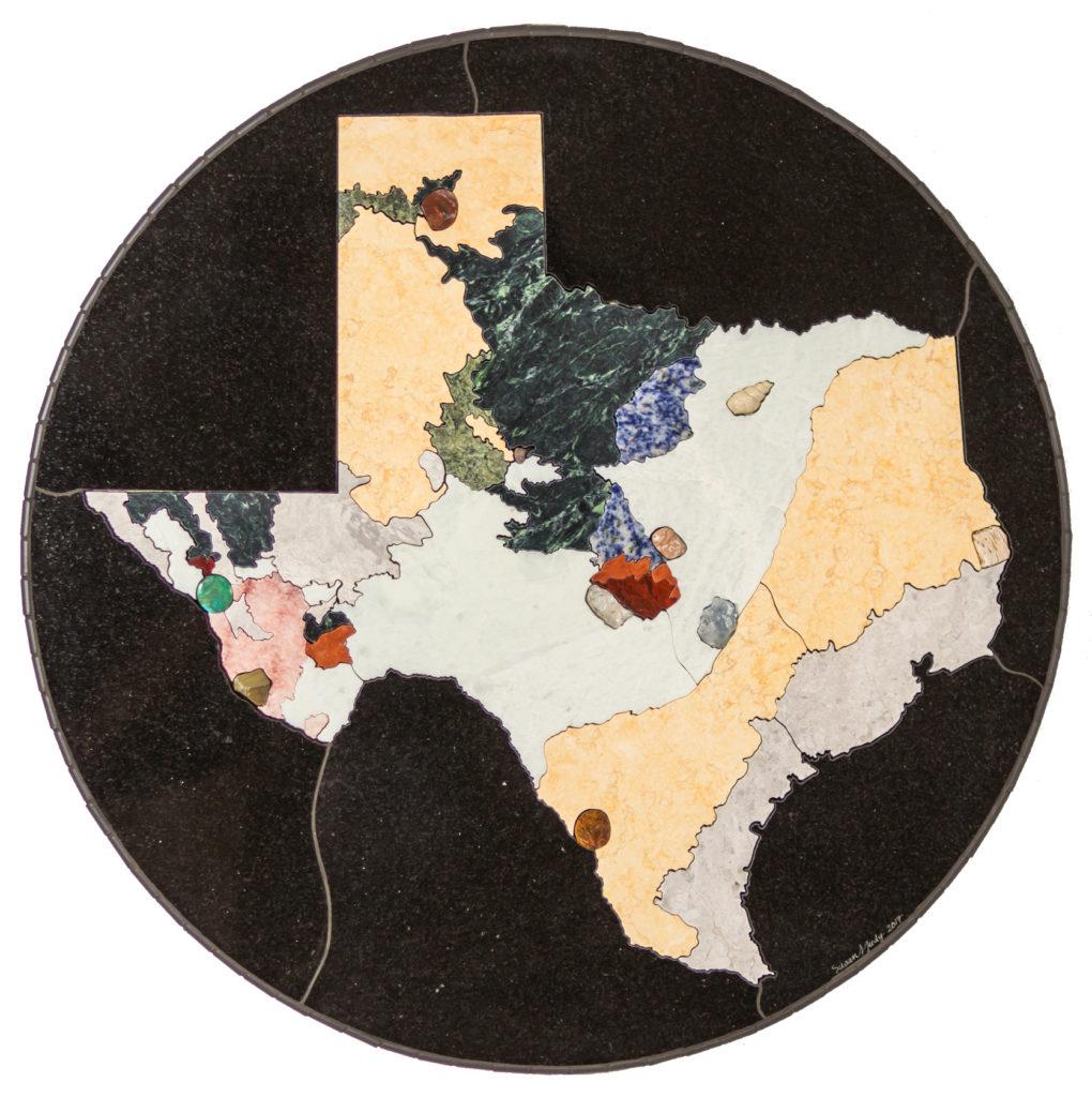 Texas Geologic Map